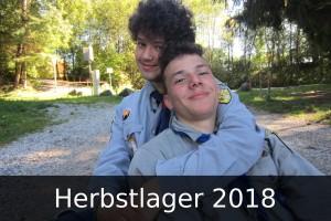 Herbstlager 2018
